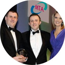 During the MTA Awards